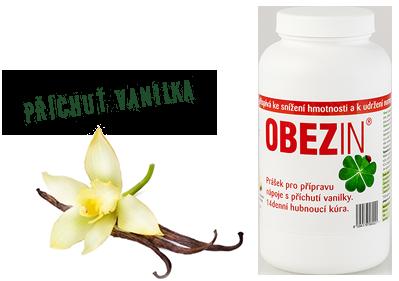 OBEZIN® shake vanilka