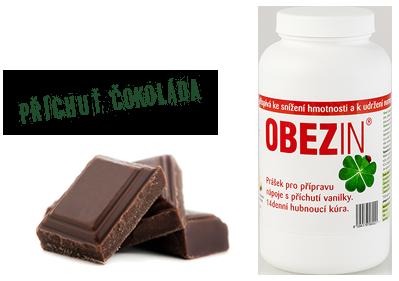 OBEZIN® shake čokoláda
