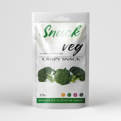 Snack veg brokolice