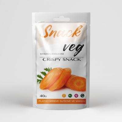 Snack veg mrkev