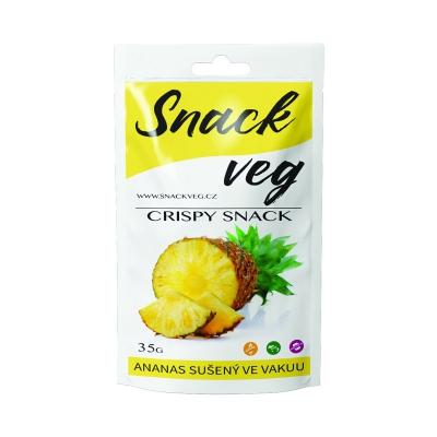 Snack veg ananas 35g