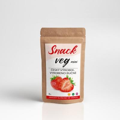 MINI Snack veg Jahoda
