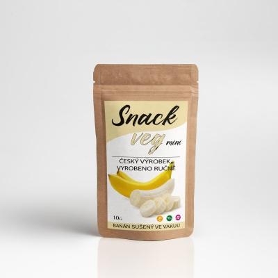 MINI Snack veg Banán
