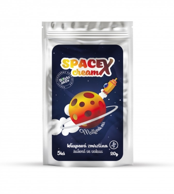 SpaceXcream MIX 20g