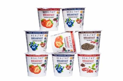 Zdravá snídaně 7+1 zdarma - mix příchutí I.