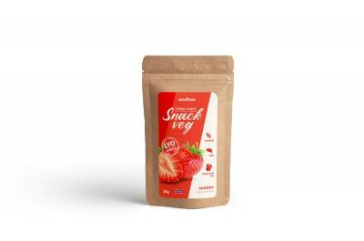 Mesaverde Mrazem sušené ovoce SnackVeg jahodové kostky 20g