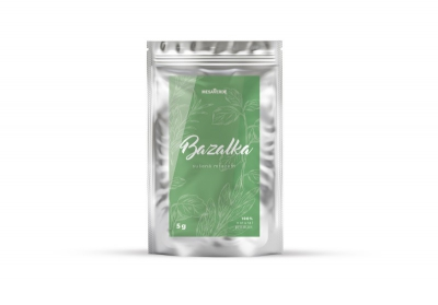 Mesaverde lyofilizované bylinky bazalka 5g