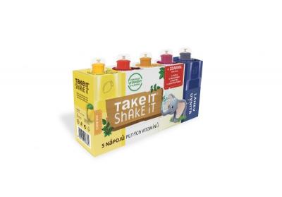 TAKE IT SHAKE IT - SLON