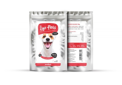 LYO FOR PETS HOVĚZÍ 20g